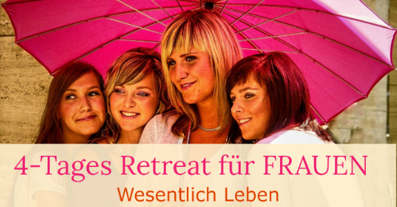 Newsletter 4 Tages Retreat